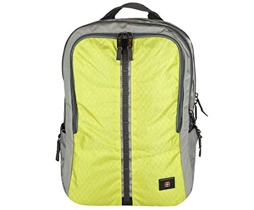 SwissGear Edge Backpack with Laptop Compartment (Yellow)