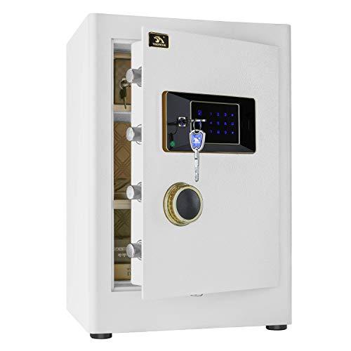 TIGERKING Security Home Safe, Digital Safe Box-...