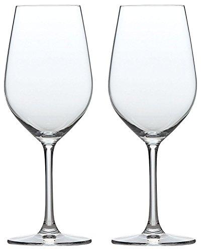 東洋佐々木ガラス ペアワイングラス 365ml ディアマン ファインクリスタルギフト 食洗機対応 G451-S61 2個入り