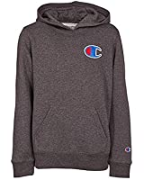 Champion Youth Heritage Fleece Pull On Sweatshirt with Hood
