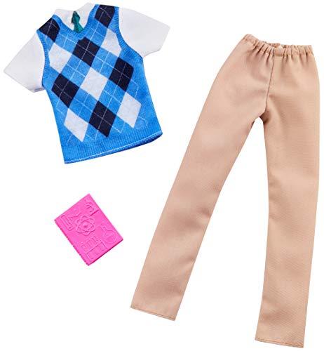 Barbie Mattel GHX42 Ken Mode - Juego completo de moda profesional para profesores