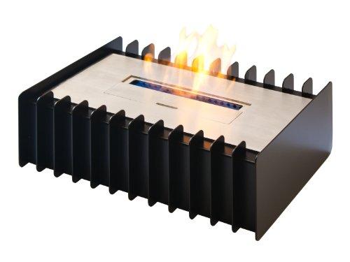 Save %40 Now! Ignis Ventless Bio Ethanol Fireplace Grate Insert EBG1400