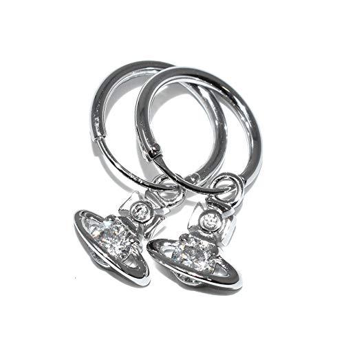 [ヴィヴィアン ウェストウッド] Vivienne Westwood ピアス NINA SPARKLE EARRINGS 62010109-W106-SM [並行輸入品]