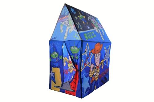 Tienda de Campaña para Niños Toy Story, Carpa de Woody y Buzz Lightyear 135 X 105 X 65 CM