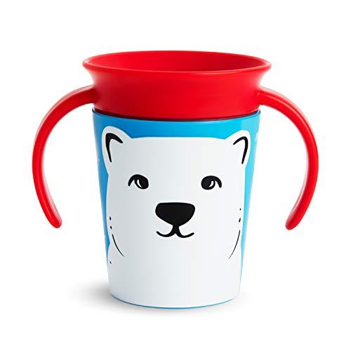 Miracle 360 Trainer Cup, 6oz/177ml, Polar Bear
