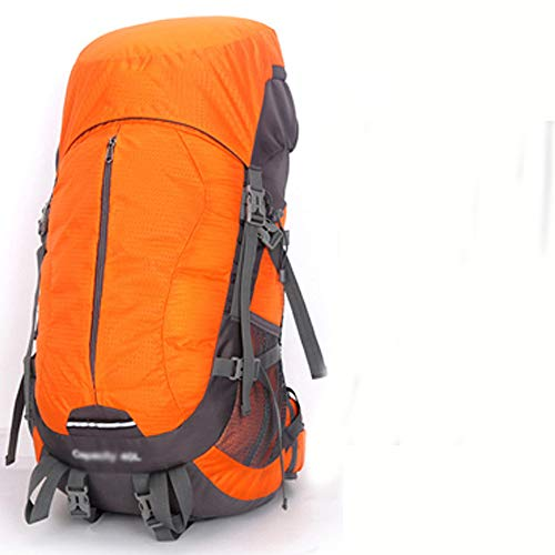 ASDAHSFGMN Rucksack Innenrahmen Ultraleichtes wasserdichtes Bergsteigen im Freien Wandern Reisen Klettern Camping Mit Regenschutz