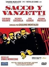 Sacco e Vanzetti [DVD]
