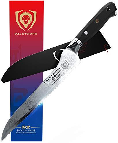 best Serrated Offset Bread knife