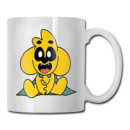 maichengxuan Mikecrack 3d Printing Coffee Ceramics Mug Cute Animal Cup Cartoon Teacup Birthday- Party Office Morning For Tea Juice Milk Unisex Mugs