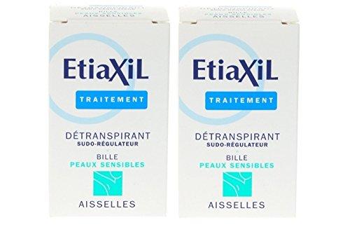 Etiaxil Détranspirant peaux sensibles Bille