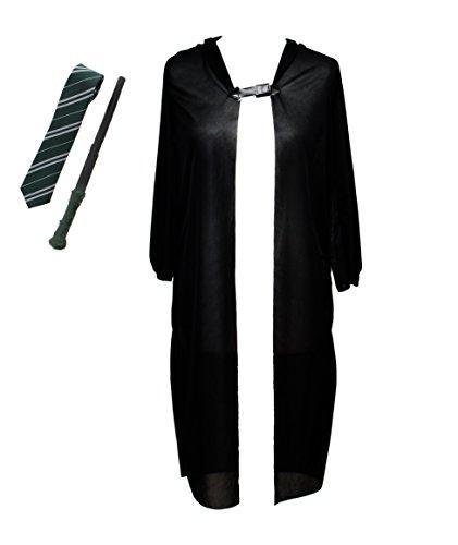 Zac's Alter Ego® School Fancy Dress/World Book Day Set - Tie, Wand, Scarf…