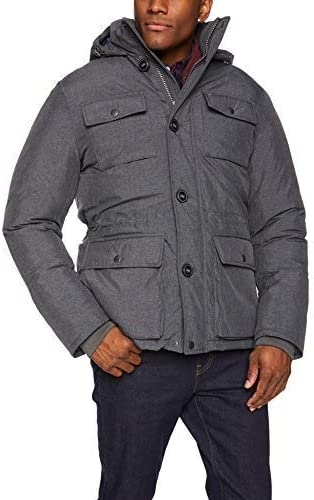 Tommy Hilfiger Men's Performance Four Pocket Field Hoody (Regular and Big & Tall Sizes)