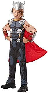 Rubie's 640835S Marvel Avengers Thor Classic Child Costume, Boys, Small