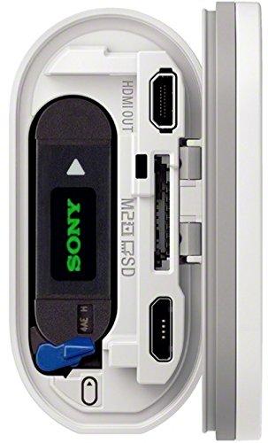 Sony FDR-X1000 4K Actioncam Live-View Remote Kit -170 Ultra-Weitwinkel – weiß - 8