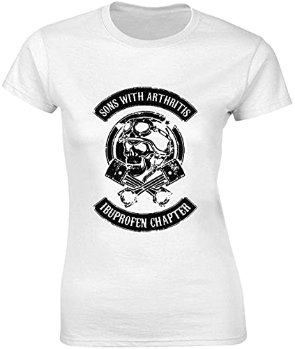 Sons with Artritis Ibuprofen Chapter - Camiseta para mujer