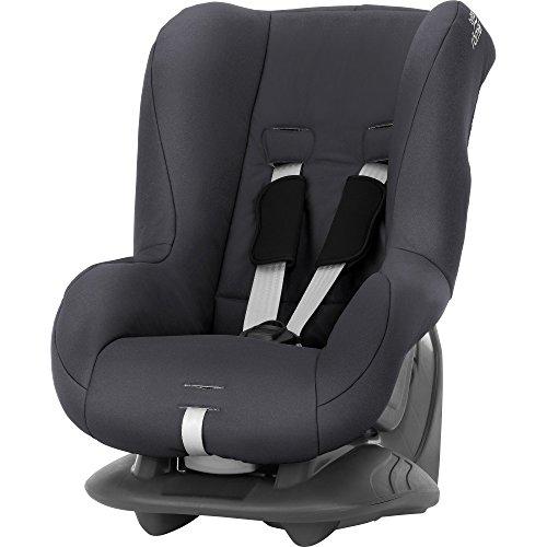 BRITAX RÖMER Siège Auto ECLIPSE, Léger et Compact avec Protections Latérales et Frontales, enfant de 9 à 18 kg (Groupe 1) de 9 mois à 4 ans, Storm Grey