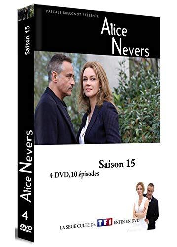 Alice Nevers : le juge est une femme - Saison 15 [Francia] [DVD]