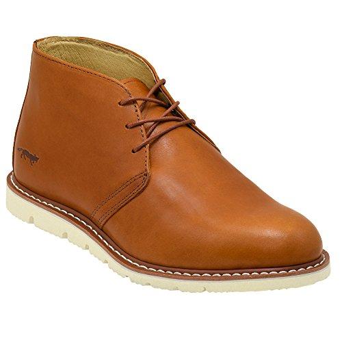 Golden Fox Enzo Men's Chukka Boot Casual Size 8 D(M) US Brun