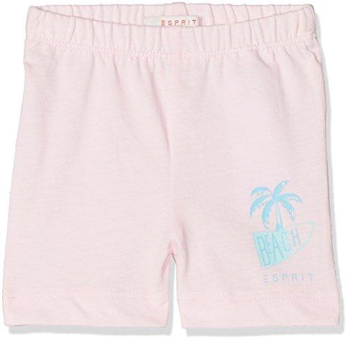 ESPRIT KIDS Baby-Mädchen RL2305104 Shorts, Pink (Rose 330), 74