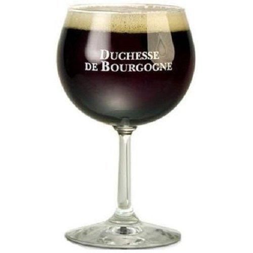 Duchesse De Bourgogne Belgian Ale Beer Glass - Set of 2