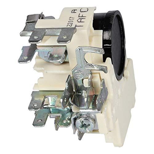 Anlaufvorrichtung Anlassrelais Relais Startrelais Anlaufhilfe Anlaufrelais für Kompressor Kühlschrank ORIGINAL Electrolux AEG 2425610447