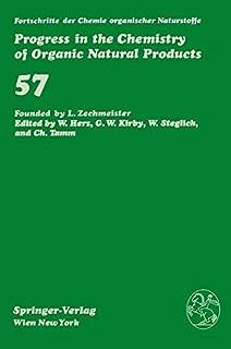 Fortschritte der Chemie organischer Naturstoffe / Progress in the Chemistry of Organic Natural Products (Vol 57)