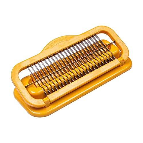 TOOGOO Stainless Steel Hot Dog Cutter Slicer Safe Machine Creative Kitchenware Sausage