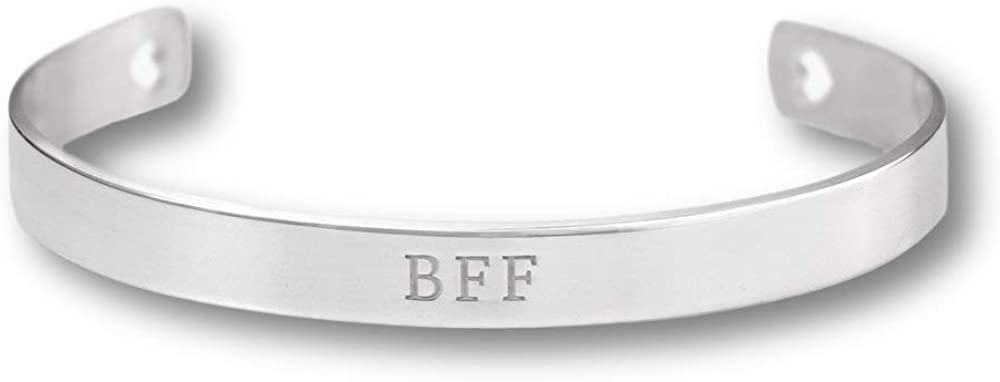 PYTALI 925 Stealing Sliver My Heart Bangle Bracelet Personalized Your Name Gift for Women Girls