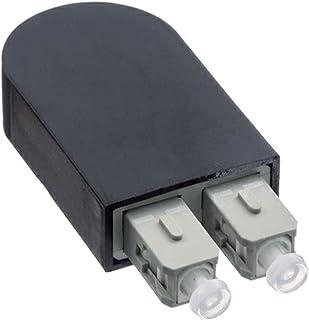 Fiber Optic Circulator,Sc/Upc Multimode Fiber Optic Circulator Sc Loopback Module Optical Fiber Connector Low Insertion Lo...