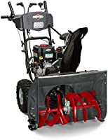 Save on Briggs & Stratton Dual-Stage Snow Thrower with 250cc Engine and Electric Start