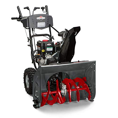 Briggs and Stratton 1696619 Dual Stage Snow Blower
