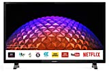 Sharp 2T-C40BG0KO2FB 40 Inch Full HD LED Smart TV with Freeview Play, 3