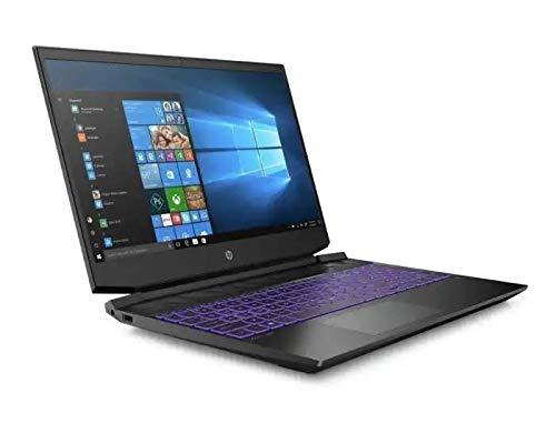 HP Pavilion Gaming 15.6-inch FHD Gaming Laptop (Ryzen 5-3550H/8GB/1TB HDD + 256GB SSD/Windows 10/4GB NVIDIA GeForce GTX 1650 Graphics, Shadow Black/2.25 kg), 15-ec0106ax