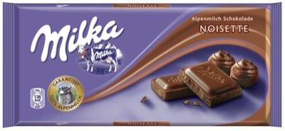 Milka Schoko 100g, Noisette 20 x100 g