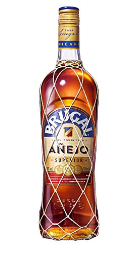 Brugal Añejo Ron Superior 5 Jahre, 1er Pack (1 x 700 ml)