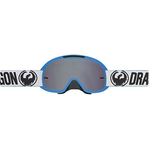 Dragon MDX-Fabrik Blau Lumalens Flash-Blau & Clear Drachen Moto-X Brillen