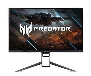 """Predator XB323QKNV - Monitor da gioco da 31,5"""" (schermo da 80 cm), 4K (UHD), 144 Hz, 1 ms (G2G), 2 HDMI 2.1, DP 1.4, regolabile in altezza, G-sync Compatible, DP AdaptiveSync, HDMI VRR (B099NC8XQ8)   Amazon price tracker / tracking, Amazon price history charts, Amazon price watches, Amazon price drop alerts"""