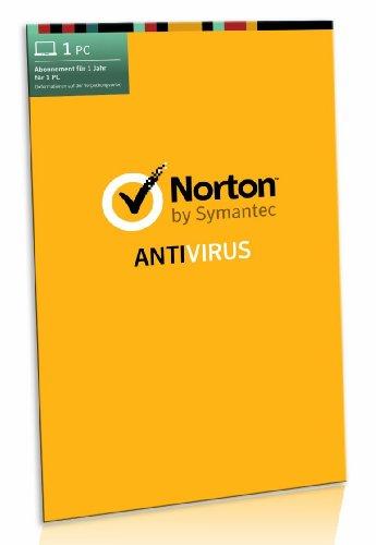 Norton Antivirus 2014 - 1 PC [import allemand]