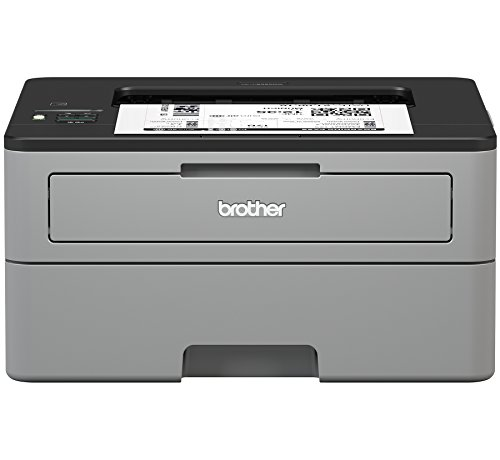 Brother Compact Monochrome Laser Printer, HL-L2350DW, Wireless Printing, Duplex Two-Sided Printing,...