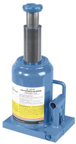 OTC 5213T 12-Ton High Performance Telescopic Bottle Jack