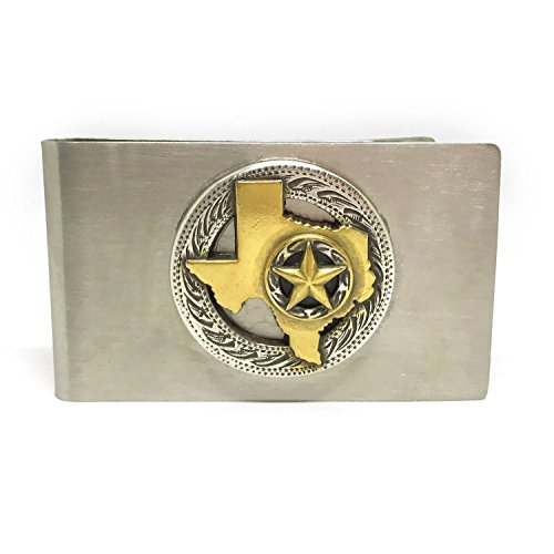 State of Texas Money Clip – Cigar Cutters by Jim Money Clip
