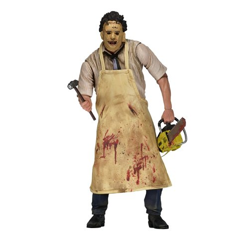 "NECA Actionfigur ""Texas Chainsaw Massacre Ultimate Leatherface"", ca. 18 cm"
