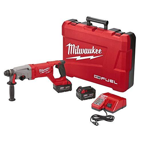 MILWAUKEE D-Handle Drill Kit