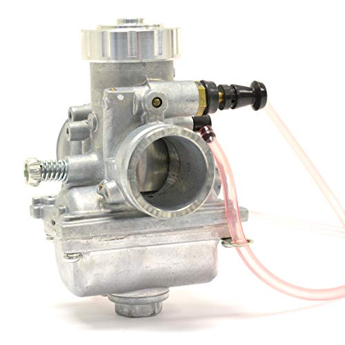 Genuine Real Mikuni 24mm Pre-Jetted Carburetor Carb Yamaha VM24-TTR125 by Niche Cycle Supply