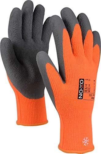HandschuhMan. OX-ON-Multi Grab Winterhandschuhe Arbeitshandschuhe Thermo gefüttert, Gr. 8-11 (11/XXL)