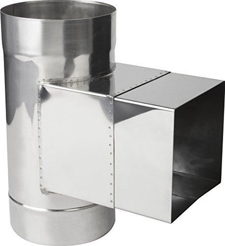 Prodmax KJ11/110 Revisionsöffnung/Reinigungsöffnung, DN 110, Schornstein