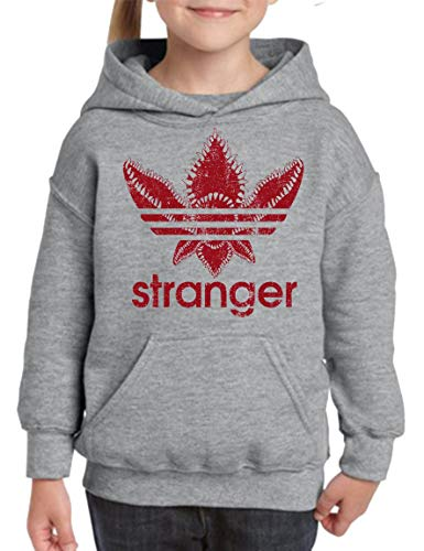 The Fan Tee Sudadera de NIÑOS Stranger Things Demogorgon Canguro TV 11 Serie