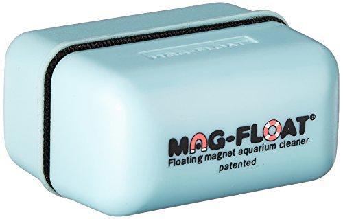 Gulfstream Tropical AGU00035A Mag-Float Acrylic Aquarium Cleaner, Small