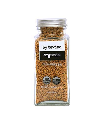 Bytewise Organic Methi / Fenugreek Seeds, 200 GMS