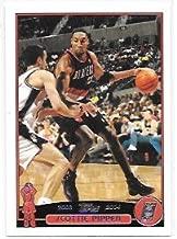 Scottie Pippen 2003-04 Topps Portland Trail Blazers Card #49